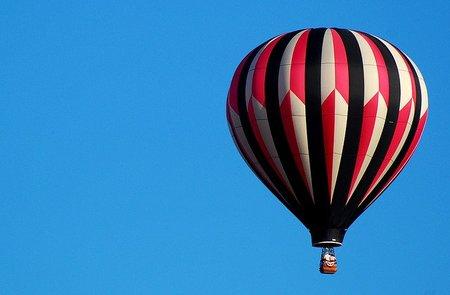Los mejores lugares en el Reino Unido para volar en globo