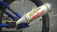Turbospoke Bicycle Exhaust System, la solución de las eléctricas