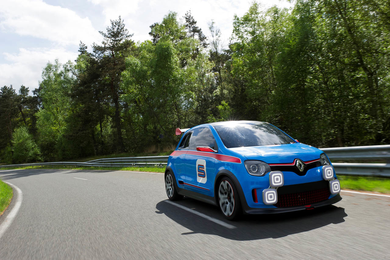 Foto de Renault Twin'Run Concept (8/49)