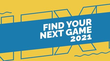 Arrancamos el Find Your Next Game 2021 y este año nos aliamos con el Summer Game Fest