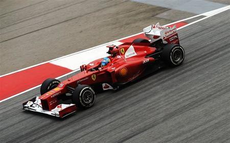 Clasificación Alonso GP Malasia