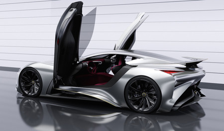 8 Infiniti Concept Vision Gran Turismo