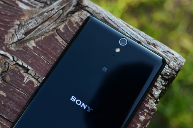 Sony Xperia C5 Rear Dual Camera