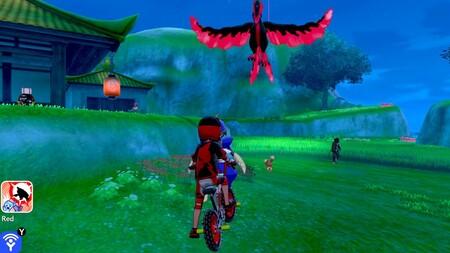 Pokemon Espada Escudo Nieves Corona Moltres 01