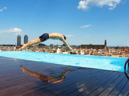 ¡Ya abren las terrazas! Disfruta de la del Grand Hotel Central en Barcelona