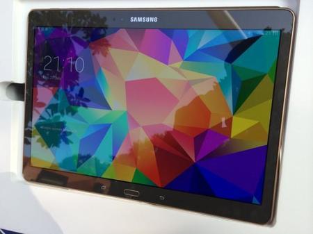 Samsung Galaxy Tab S, precio y disponibilidad en México