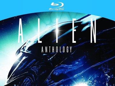 Alien Anthology, con las cuatro películas en Blu-ray, por 13,35 euros