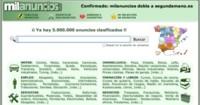 El grupo propietario de Segundamano compra Milanuncios por 100 millones de euros