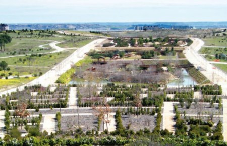 Madrid ya tiene un nuevo pulmón: el Parque Felipe VI