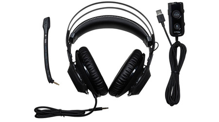 Los audífonos gaming Cloud Revolver S de HyperX llegan a México