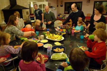 Poner freno al sobrepeso infantil empieza en casa