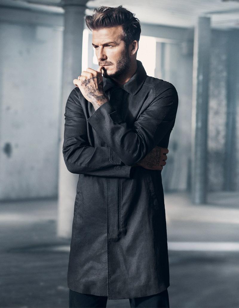 David Beckham para H&M Modern Essentials