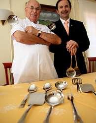Colecci n gourmet de utensilios de cocina for Utensilios de cocina gourmet