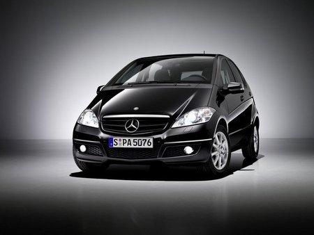 Mercedes-Benz podría estar planeando un Clase A con 325 CV