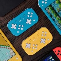 Estos controles 8BitDo para Nintendo Switch también se pueden usar en PC: disponibles en Amazon México por menos de 470 pesos