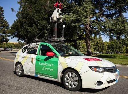 Los coches de Google Street View demuestran cómo varía la contaminación de una calle a otra