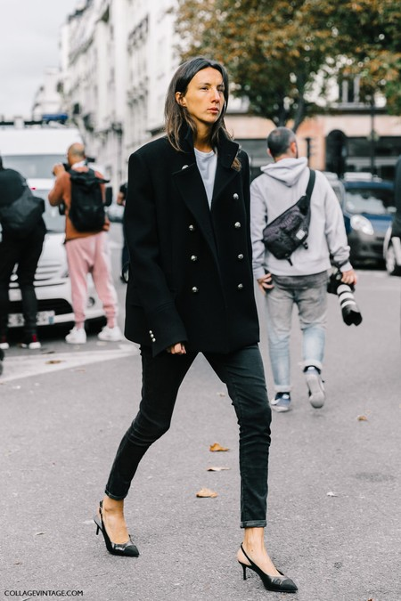 Pfw Paris Fashion Week Ss17 Street Style Outfits Collage Vintage Chloe Carven Balmain Barbara Bui 18 1600x2400