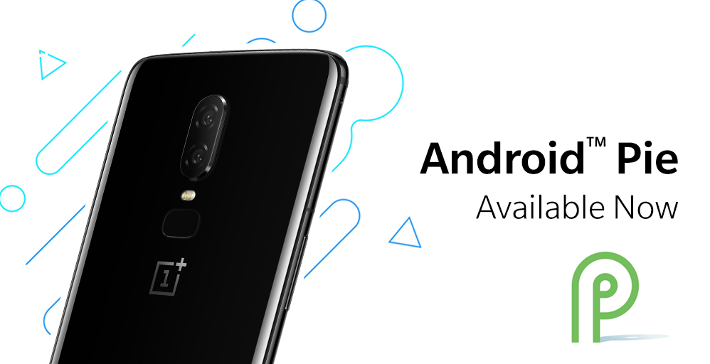 OnePlus 6 updated to Android 9 Foot and Oxygen OS 9.0
