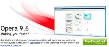 Opera para mac será rediseñado