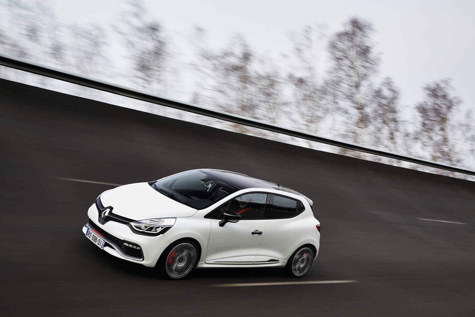 Foto de Renault Clio RS 220 Trophy (3/9)