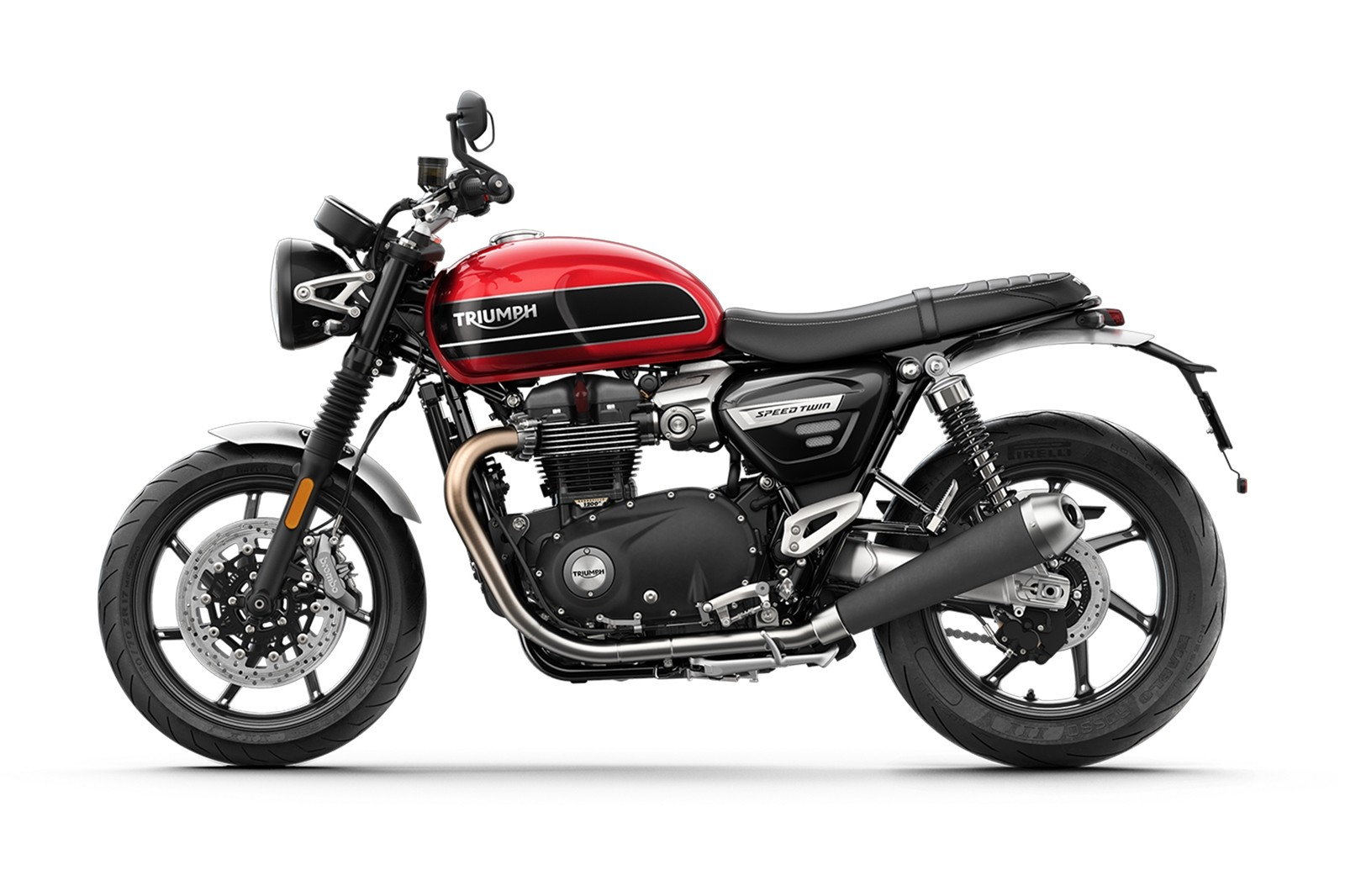 Foto de Triumph Speed Twin 2019 (1/37)