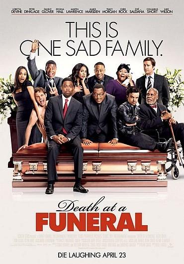 'Death at a Funeral', tráiler y cartel del remake