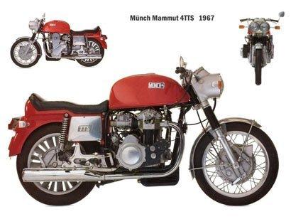 1967 Münch Mammuth 4tts