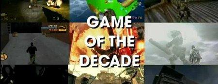 Top 10 de los mejores juegos de la década según IGN y Gametrailers