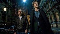 'Sherlock', brillante drama británico de misterio trasladado al siglo XXI
