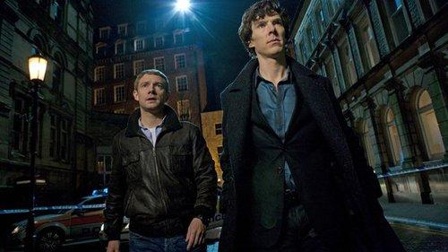 'Sherlock',brillantedramabritánicodemisteriotrasladadoalsigloXXI