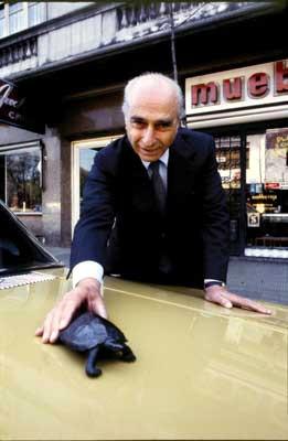Fangio y la velocidad de las tortugas