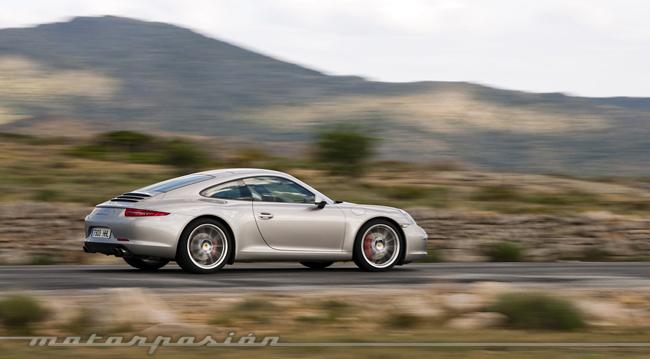 Porsche 911 Carrera S (991), bienvenida sea la electrónica