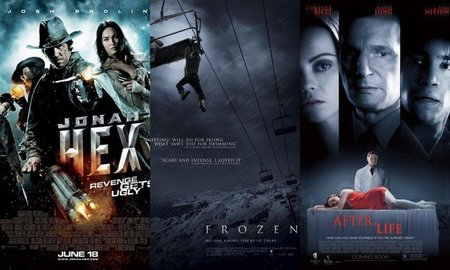 Sitges 2010 | 'Jonah Hex' (Jimmy Hayward), 'Frozen' (Adam Green) y 'After.Life' (Agnieszka Wojtowicz-Vosloo)