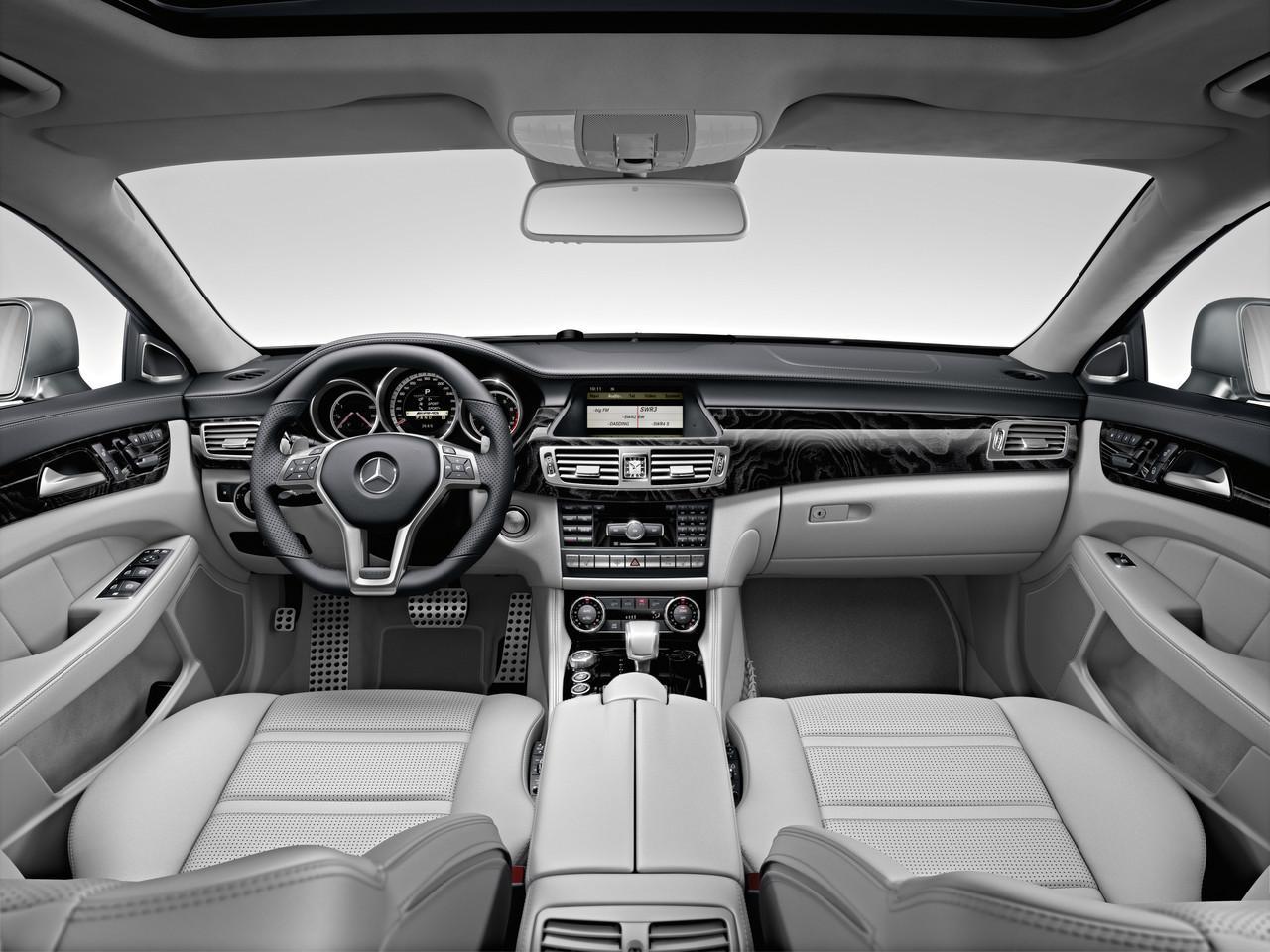 Foto de Mercedes CLS 63 AMG 2011 (24/30)