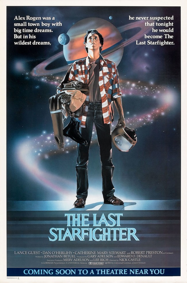 The Last Starfighter 1984 1
