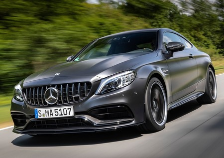 Mercedes Benz C63 S Amg Coupe 2019 1600 0e