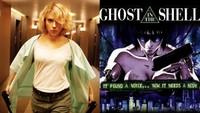 Scarlett Johansson protagonizará la nueva versión de 'Ghost in the Shell'