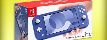 El nuevo Nintendo Switch Lite de color azul ya se puede reservar en México: precio y fecha de lanzamiento