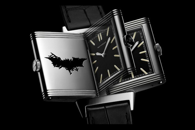 El reloj de Batman The Dark Knight Rises