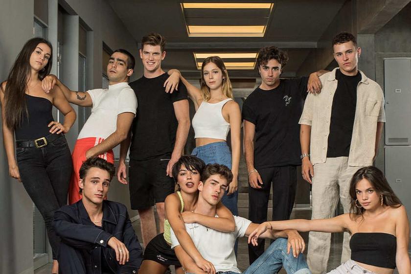 Élite': las primeras fotos de la temporada 4 de la serie de Netflix  presentan su nuevo reparto