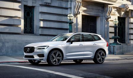 Volvo XC60 gama 2020 España