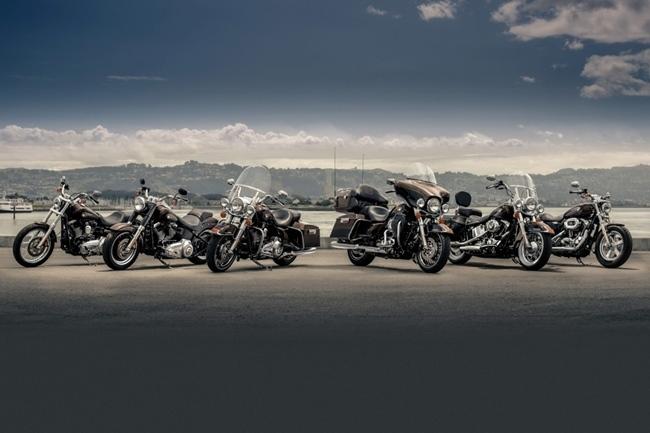 Harley Davidson 110 aniversario