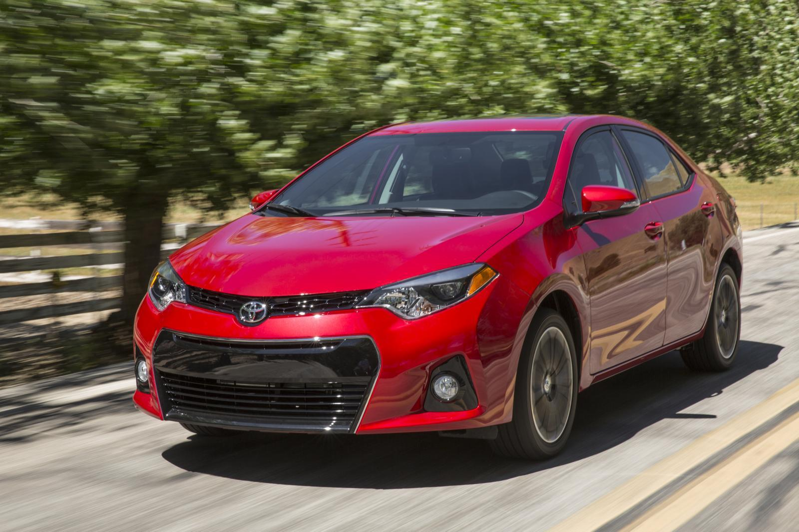 Foto de 2014 Toyota Corolla (7/22)