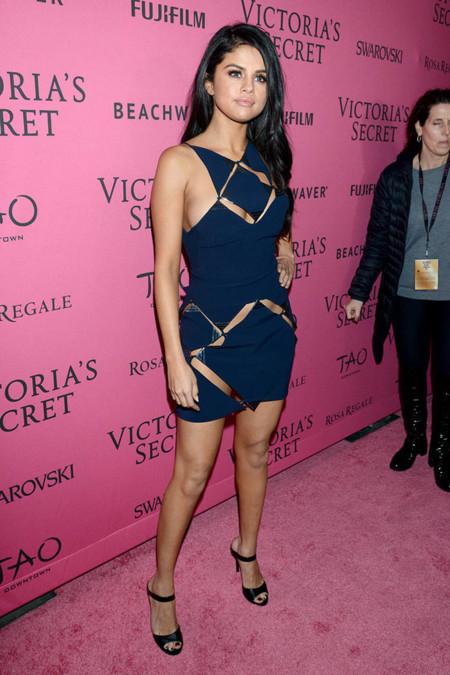El cambio de look de Selena Gomez gracias a unas lentillas de colores