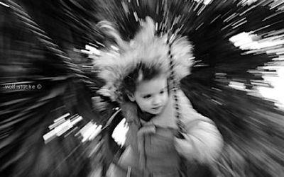 Fotos artísticas y espontáneas de niños y maternidad