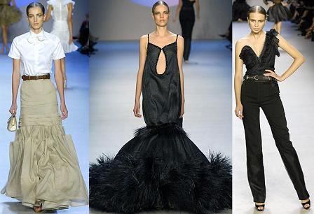 Zac Posen en la Semana de la Moda de Nueva York Primavera/Verano 2008