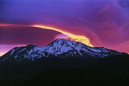 Lugares donde pasan cosas raras: Monte Shasta