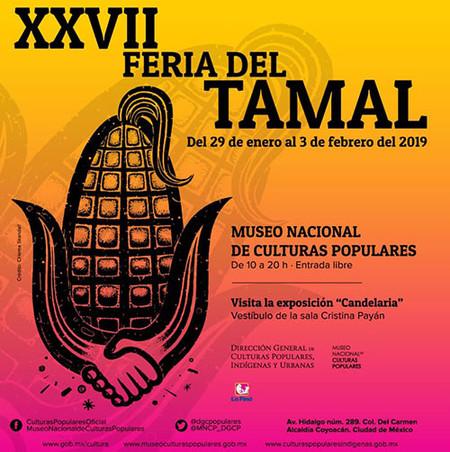 Feria Del Tamal 2019 Mncp Coyoacan
