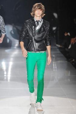 La moda masculina para Primavera/Verano 2008