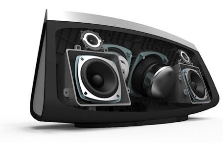 Altec Lansing inAir 5000, tecnología al servicio de AirPlay